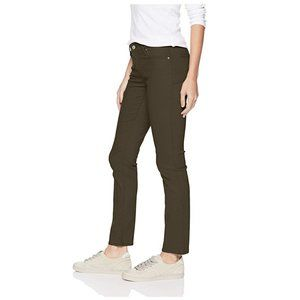Levi's Brown Mid Rise Skinny Jeans Size 14